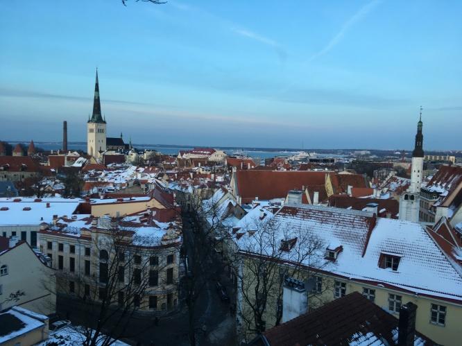 Beautiful Tallinn